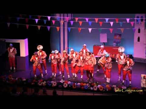 "Murga ""La Charanga"" Cuartos de final Carnaval de Isla Cristina 2019"