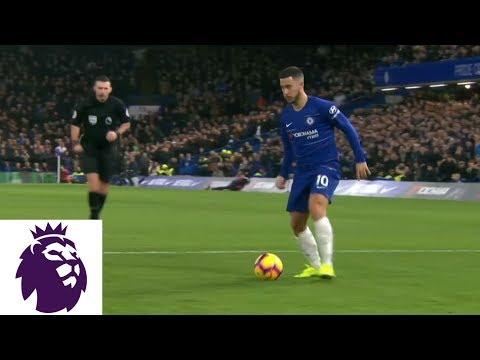 Video: Eden Hazard, N'Golo Kante combine for Chelsea goal against Man City | Premier League | NBC Sports