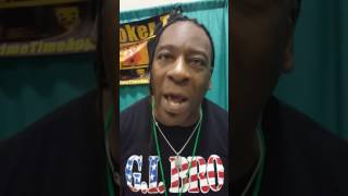 Exclusive: Booker T