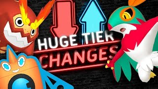 HUGE TIER CHANGES! UU AND RU CHANGED AGAIN! Pokemon Sword and Shield! Tier Changes [April 2020] by PokeaimMD