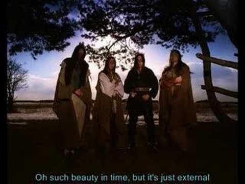 Tekst piosenki Ensiferum - Hero in a dream po polsku