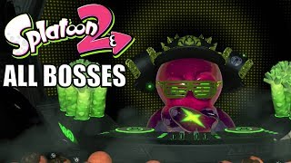 Splatoon 2 All Bosses / All Boss Battles & Ending ( 1080p / 60 fps)►All Bosses Playlist: https://www.youtube.com/playlist?list=PLjen7U7PlzEpYtKtASJ6cff8fPqBH_oL7► Timestamps:00:00 - Octo Oven03:30 - Octo Samurai09:04 - Neo Octostomp13:13 - Octo Shower20:07 - DJ Octavio ►Twitter : https://twitter.com/Xcagegame►Future Walkthroughs / Gameplays: http://goo.gl/wCvNro►Nintendo ID/ PSN / Xbox Live: Cageccc /Switch: SW-1782-6512-8513► No Commentary Gameplay Walkthrough by Xcagegame►Game Informations :