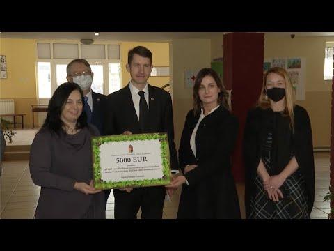 5000 eurós támogatásból megújulhat a csantavéri iskola óvodájának konyhája-cover