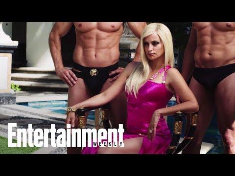 Video - Η Πενέλοπε Κρουζ είναι εκθαμβωτική ως Ντονατέλα Βερσάτσε (pics)