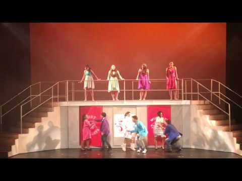 High School Musical - Colegio Los Nogales - A Night to Remember