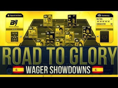 FUT13 | RTG Wager Matches in Spain | Finale! #19