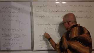 Algebra Intermedia - Lección 43 - B (problemas Verbales Digitales)