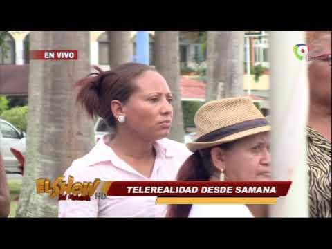"""Especial """"Telerealidad desde Semana"""" en El Show del Mediodía - 13/13"""