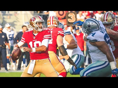 Live Law Nation Review of The Dallas Cowboys VS 49ers Game