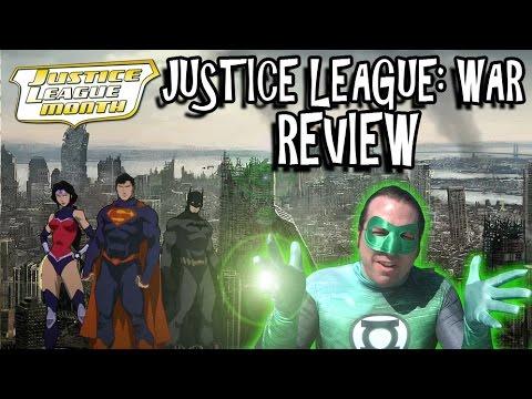 Justice League: War Review