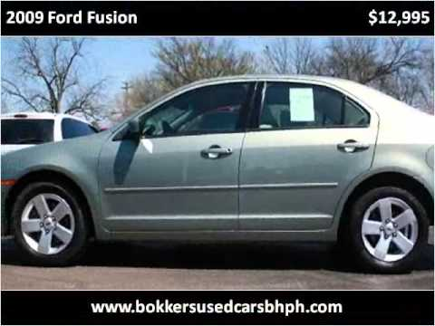 2009 Ford Fusion Used Cars Forrest City AR