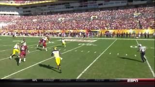 Denard Robinson vs Ohio State & South Carolina (2012)