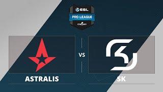 Astralis vs SK, game 1