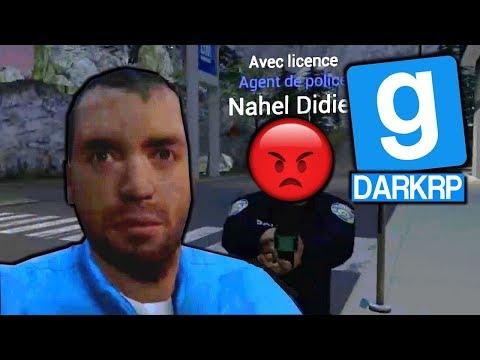 SE PRENDRE EN SELFIE AVEC UN FLIC ET L'INSULTER ! GMOD DarkRP (видео)