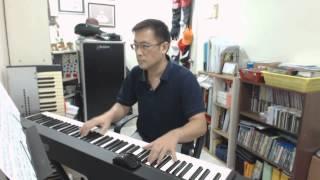 TVB Limelight Years 電視劇(華麗轉身) 主題曲 Theme Song - Liza Wang 汪明荃-- Piano Cover & Sheet-Hou Yean Cha
