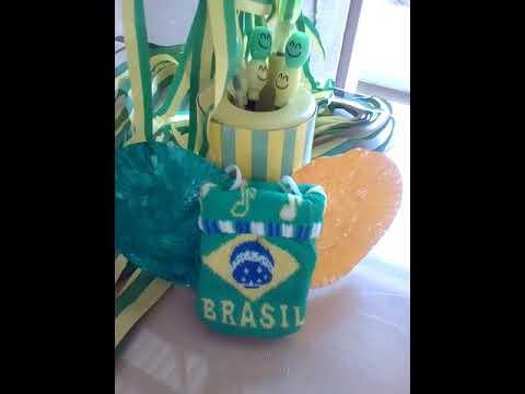 É Hoje, é Festa Brasil !!! (видео)