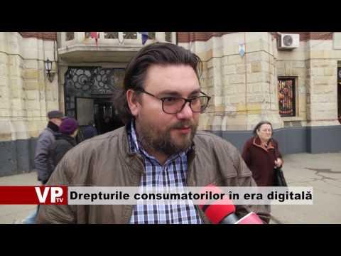 Drepturile consumatorilor în era digitală