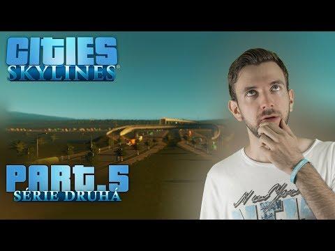 PŘEBUDOVÁNÍ VÝPADOVKY Z MĚSTA | Cities Skylines S02 #05