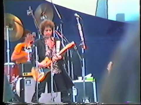 Bob Dylan  05 July 1984  Newcastle St. James Park, Newcastle, England, UK