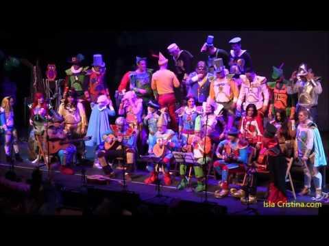 "Coro ""Cuanto Cuento"" Carnaval de Isla Cristina 2017"