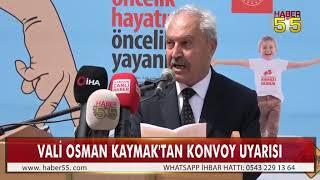 SAMSUN'DA TRAFİK HAFTASI DOLU DOLU BAŞLADI