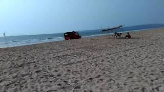 South Goa India  city images : Arrossim Beach - Clean beach of south goa - India