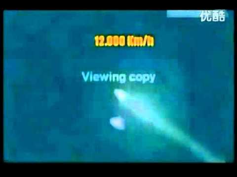 美國核導彈被UFO攻擊當場墜毀!