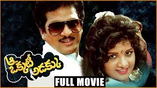 Aa Okkati Adakku Telugu Full Length Movie