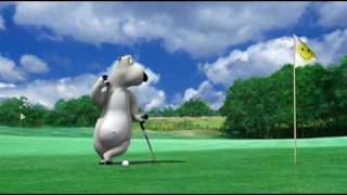 Bernard Bear - Bernard Bear Episode 2/52 -Golf