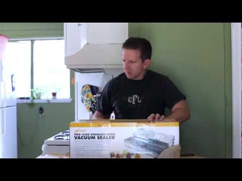 Weston Pro 2300 Vacuum Sealer Review