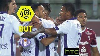 Video But Martin BRAITHWAITE (9') / FC Metz - Toulouse FC (1-1) -  / 2016-17 MP3, 3GP, MP4, WEBM, AVI, FLV Juni 2017