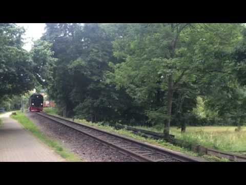 The Brockenbahn