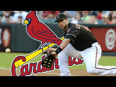 Paul Goldschmidt Traded to the St. Louis Cardinals!
