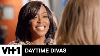 Mo has returned to the Lunch Hour studio and Maxine is not pleased. Tune in to Daytime Divas tonight at 10/9c to watch the ...