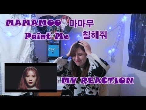 Video MAMAMOO (마마무) _ Paint Me (칠해줘) MV Reaction download in MP3, 3GP, MP4, WEBM, AVI, FLV January 2017