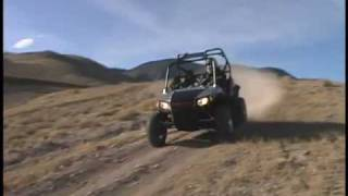 2. ATV Television Test - 2009 Polaris RZR S