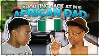 Video AFRICAN BOY SHOUTS BACK AT HIS DAD  **GONE VIOLENT** download in MP3, 3GP, MP4, WEBM, AVI, FLV January 2017