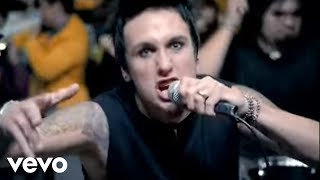 Papa Roach - Getting Away With Murder (Official Music Video)