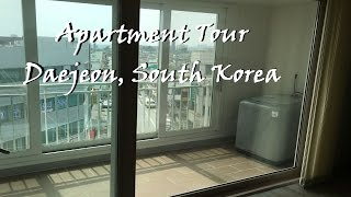 Daejeon South Korea  City new picture : Apartment Tour Daejeon, South Korea