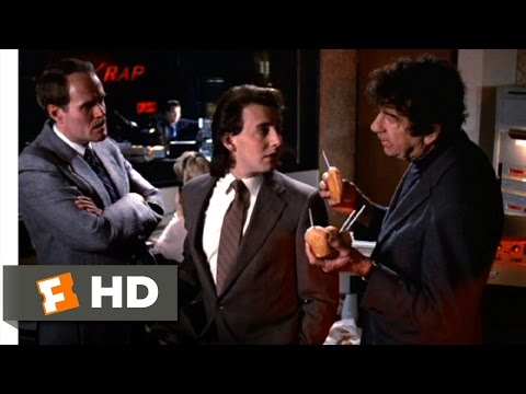 The Couch Trip (10/11) Movie CLIP - Therapy Time in the Southland (1988) HD