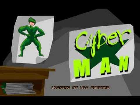 Cyril Cyberpunk Intro (A.K.A. Cyberboard kid)