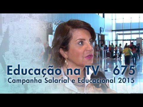 Campanha Salarial e Educacional 2015 (...)