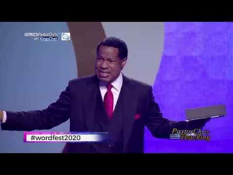 Pastor Chris::7 Amazing Blessings of the Gospel #WordFest