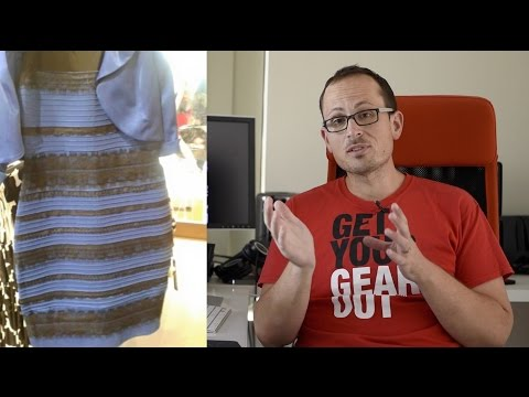 THAT DRESS! 2 important lessons for Photographers!