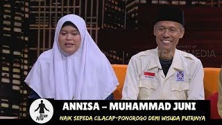 Video Gowes Cilacap-Ponorogo Demi Wisuda Putrinya   HITAM PUTIH (07/08/18) 2-4 MP3, 3GP, MP4, WEBM, AVI, FLV Mei 2019