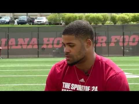 Cody Latimer Interview 4/28/2014 video.