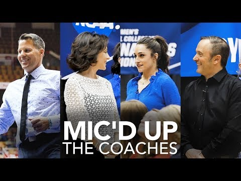 Mic'd Up: The Coaches