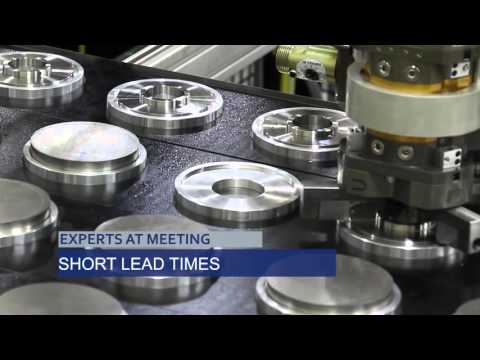 Midwest Precision Contract Manufacturing Services