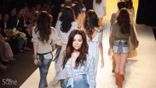 K And I Fashion Show @ Bangkok International Fashion Week, BIFW, March 2011.