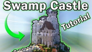 • Minecraft Tutorial: How to Make a Castle! (16x16 Swamp)